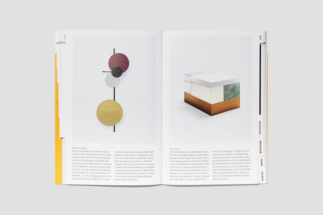 WALLPAPER* CITY GUIDE COPENHAGEN 1158