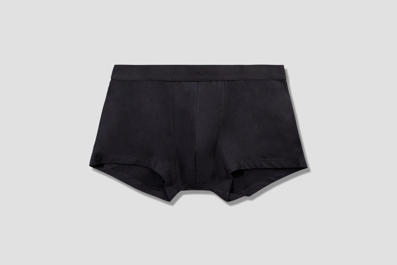STRETCH LOW WAIST TRUNK MTRU4600 Black
