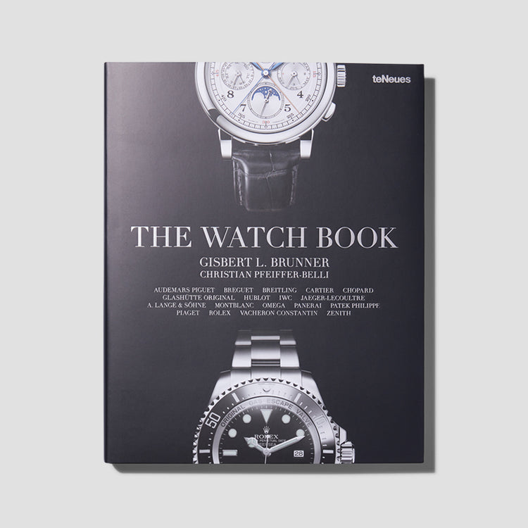 THE WATCH BOOK TE1027