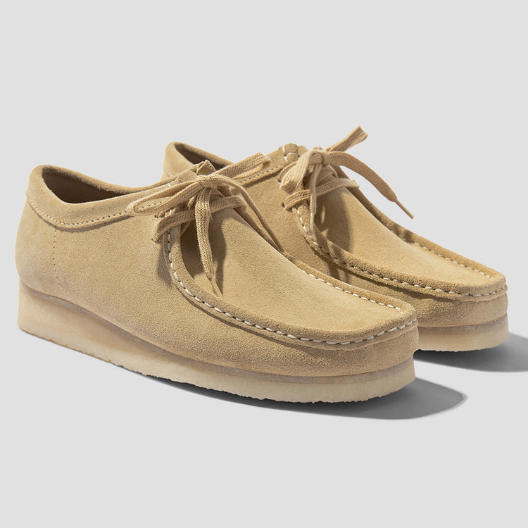 WALLABEE MAPLE SUEDE 26133278 Beige