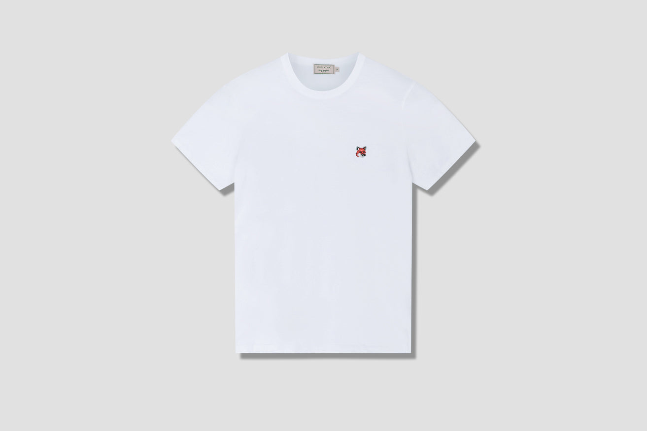FOX HEAD PATCH T-SHIRT AW00103KJ0005 White