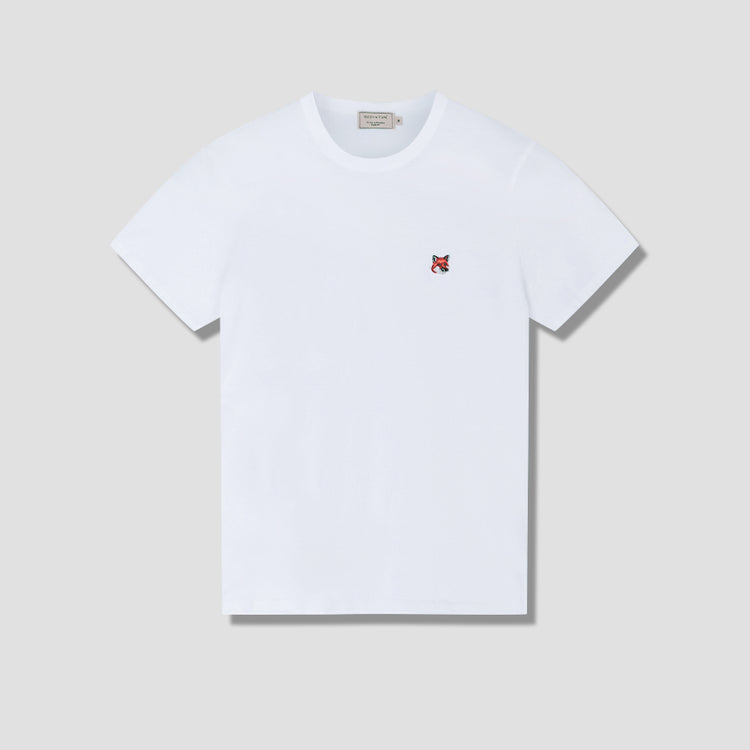 FOX HEAD PATCH CLASSIC TEE-SHIRT AM00103KJ0008 White