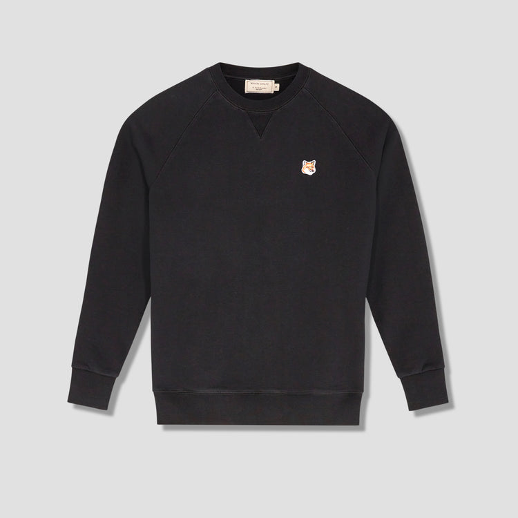 FOX HEAD PATCH CLASSIC SWEATSHIRT AM00303KM0001 Black
