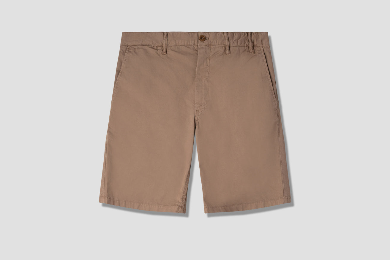 AROS LIGHT TWILL SHORTS N35-0237 Khaki