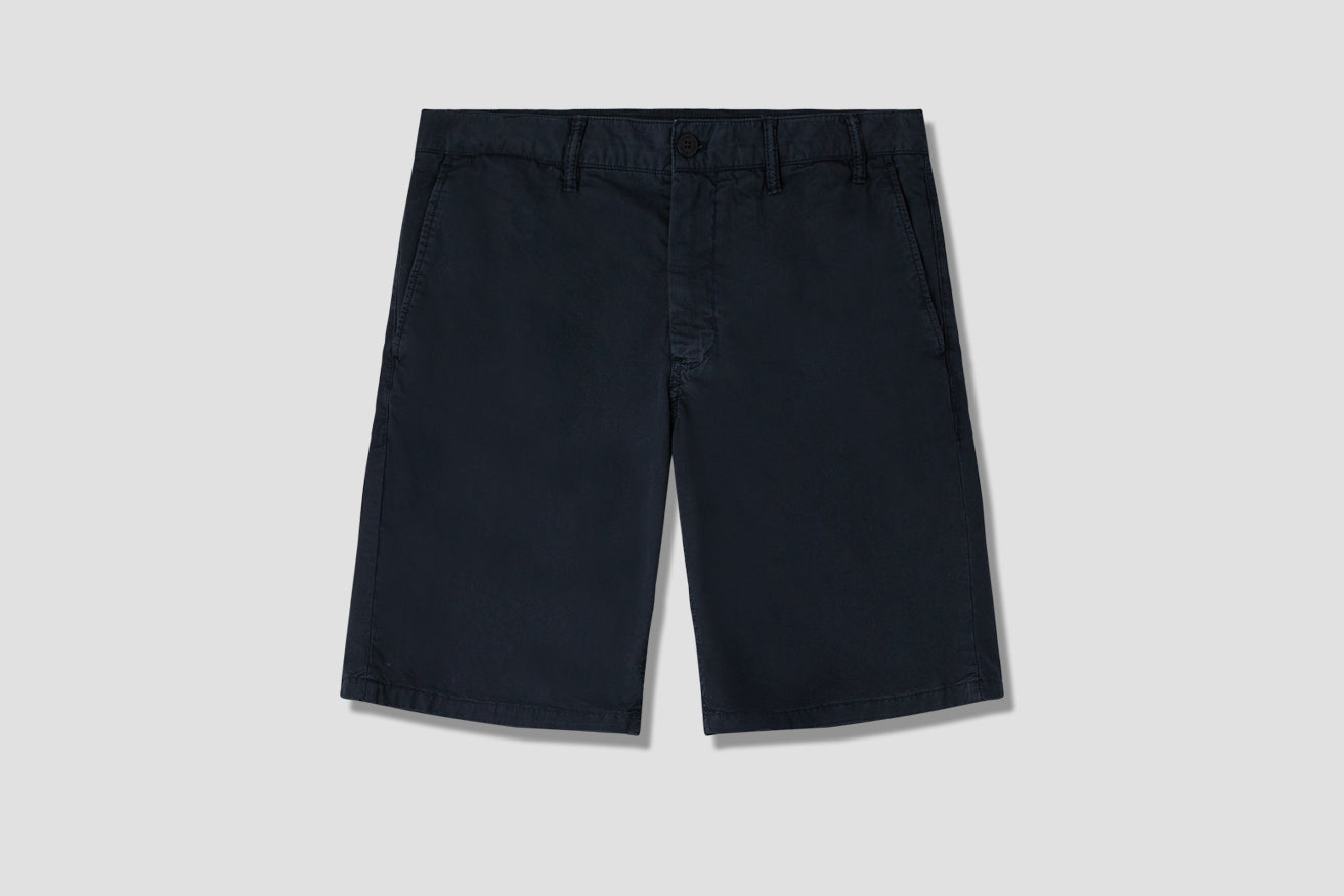 AROS LIGHT TWILL SHORTS N35-0237 Navy