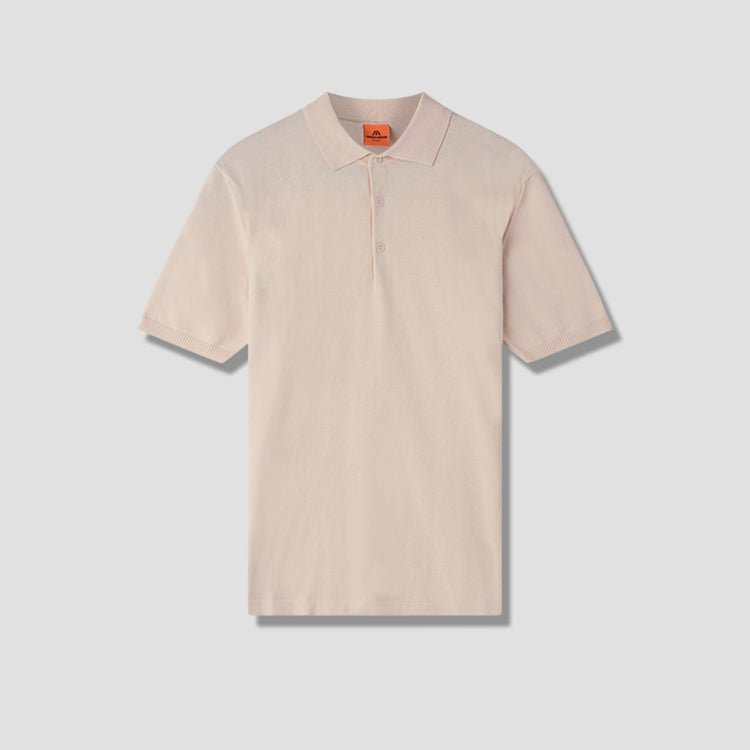 POLO SHORT Beige