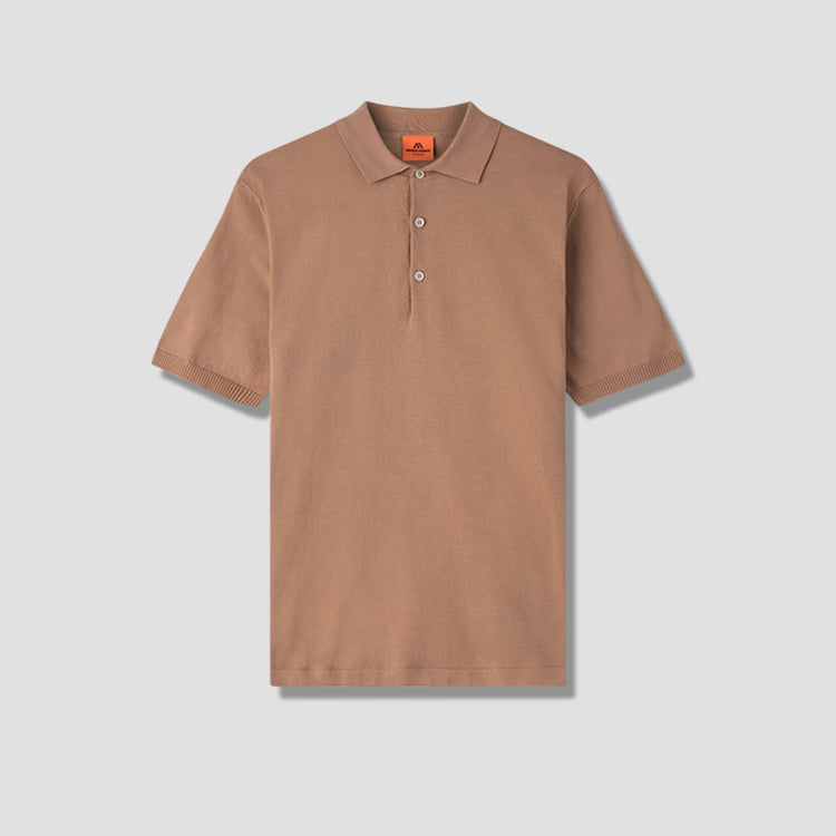 POLO SHORT Camel