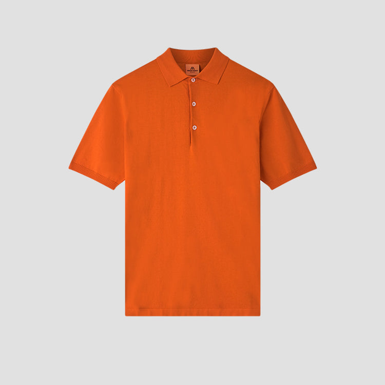 POLO SHORT Orange