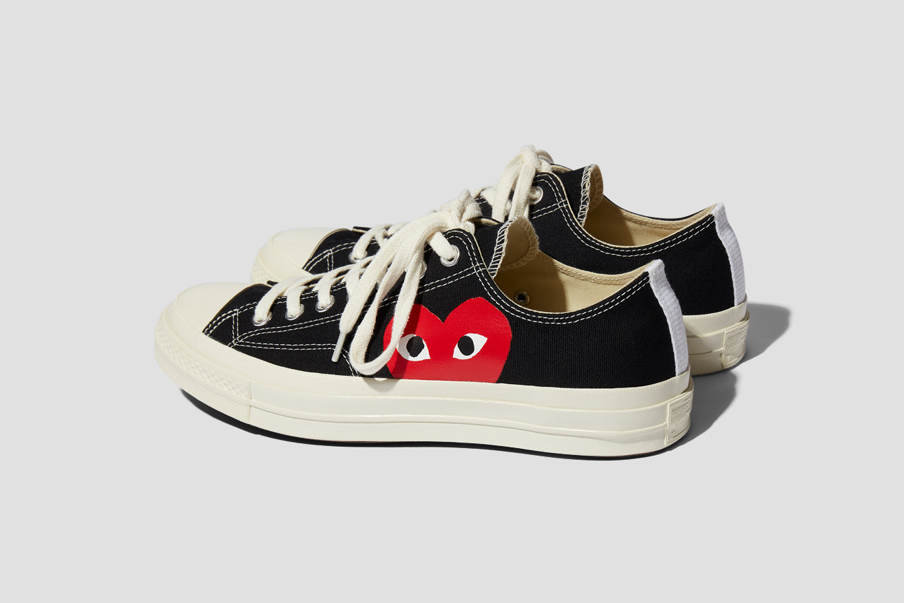 PLAY CONVERSE CHUCK TAYLOR ALL STAR '70 LOW P1K111 Black