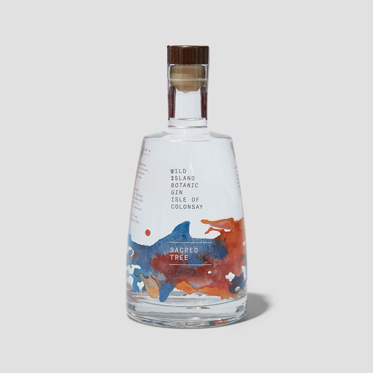 SACRED TREE GIN 43,4% 700 ML.