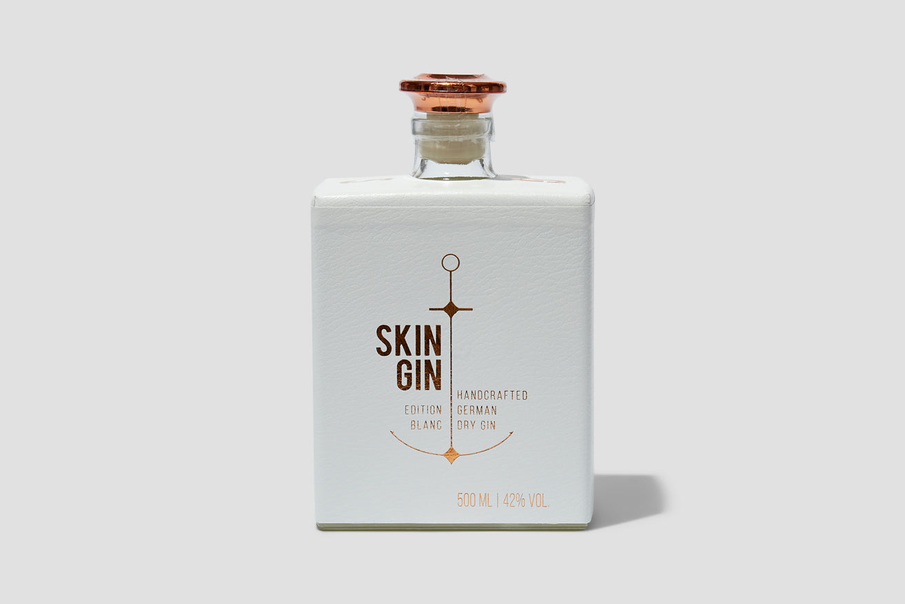 HANDCRAFTED GERMAN DRY GIN 42% GIN 500 ML.