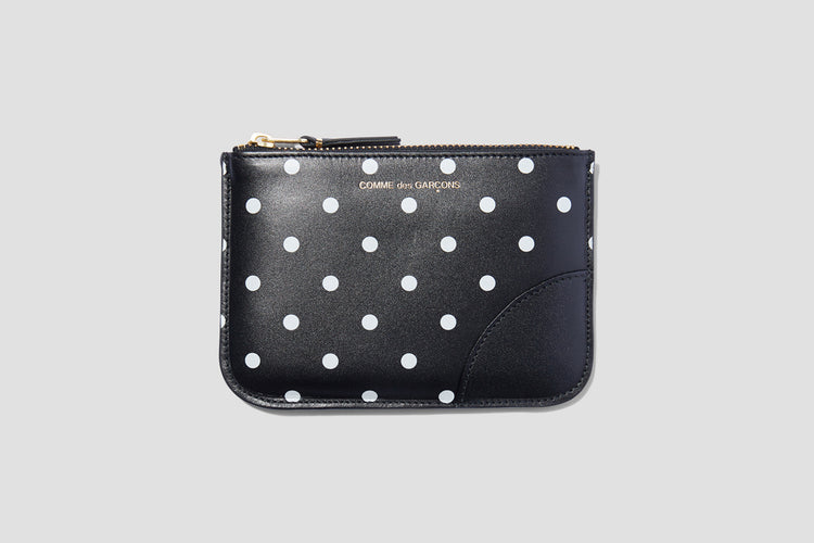 SA8100PD POLKA DOTS PRINTED Black