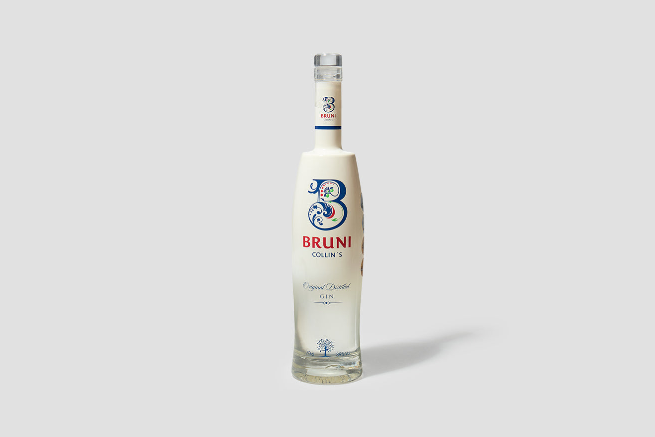 ORIGINAL DISTILLED GIN 39% 700 ML.