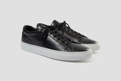 ORIGINAL ACHILLES LOW 1658 7547 Black