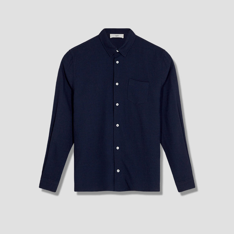 HAMPUS SHIRT Navy