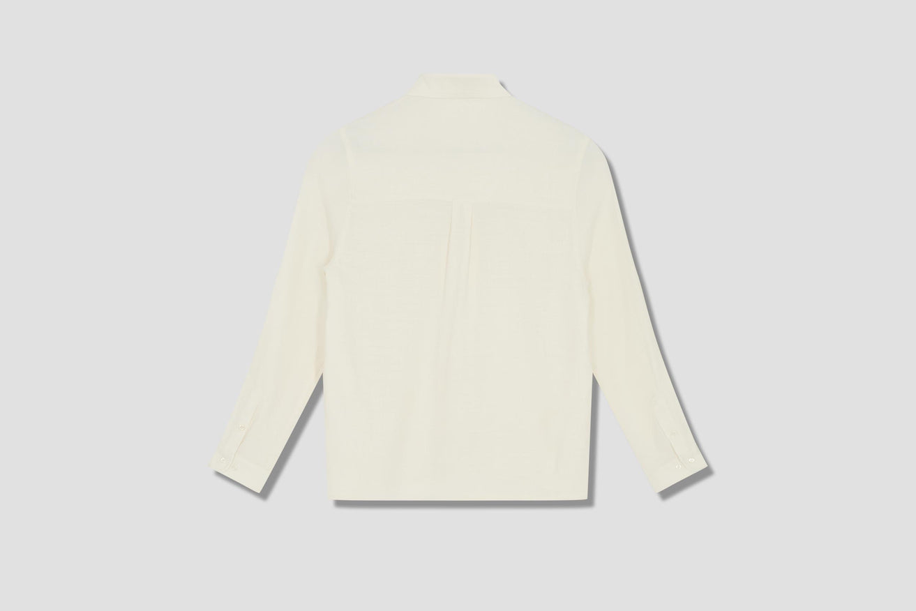 HAMPUS SHIRT Off white