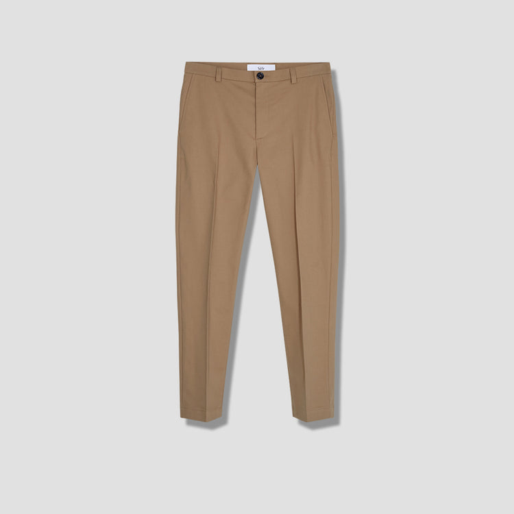 HARVEY TROUSERS Brown