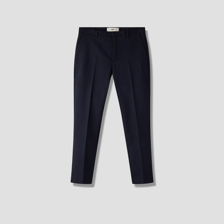 HARVEY TROUSERS Navy