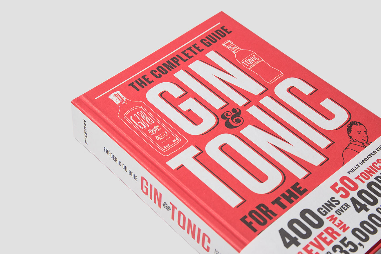 GIN & TONIC - THE COMPLETE GUIDE FOT THE PERFECT MIX LA1002