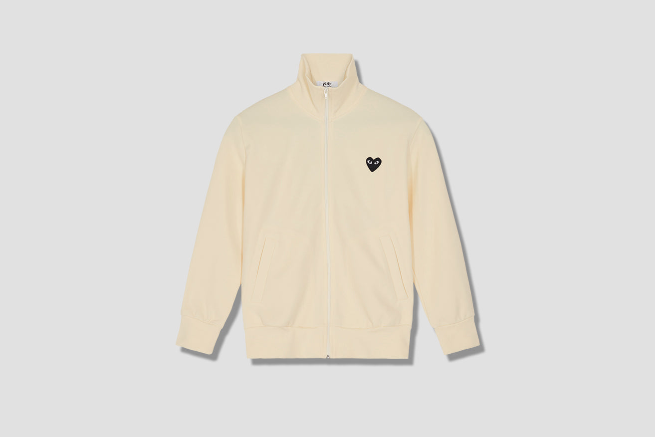 PLAY SWEATSHIRT BIG HEART P1T256 Off white