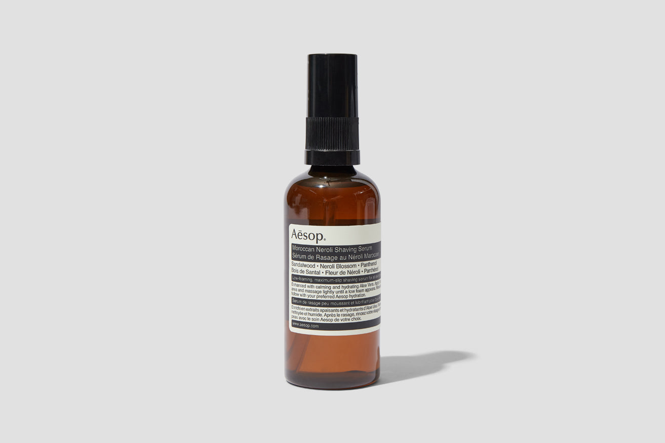 MOROCCAN NEROLI SHAVING SERUM 100 ML. B100SK26