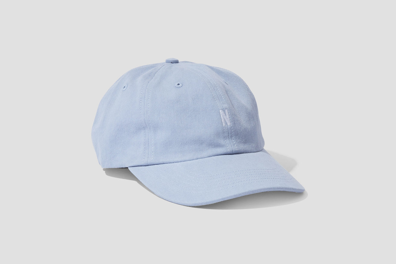 TWILL SPORTS CAP N80-0001 Light blue