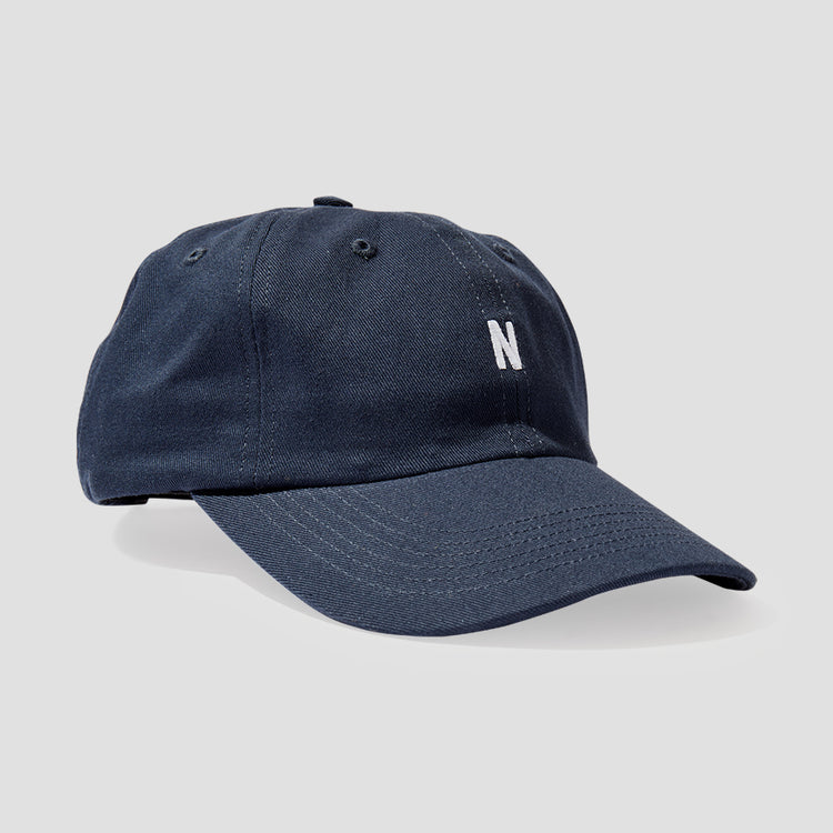 TWILL SPORTS CAP N80-0001 Navy