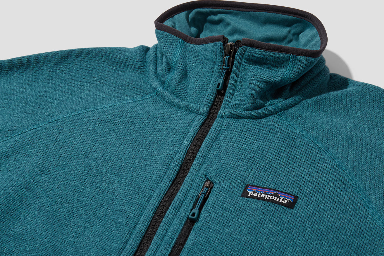 PERFORMANCE BETTER SWEATER 25955 Petrol