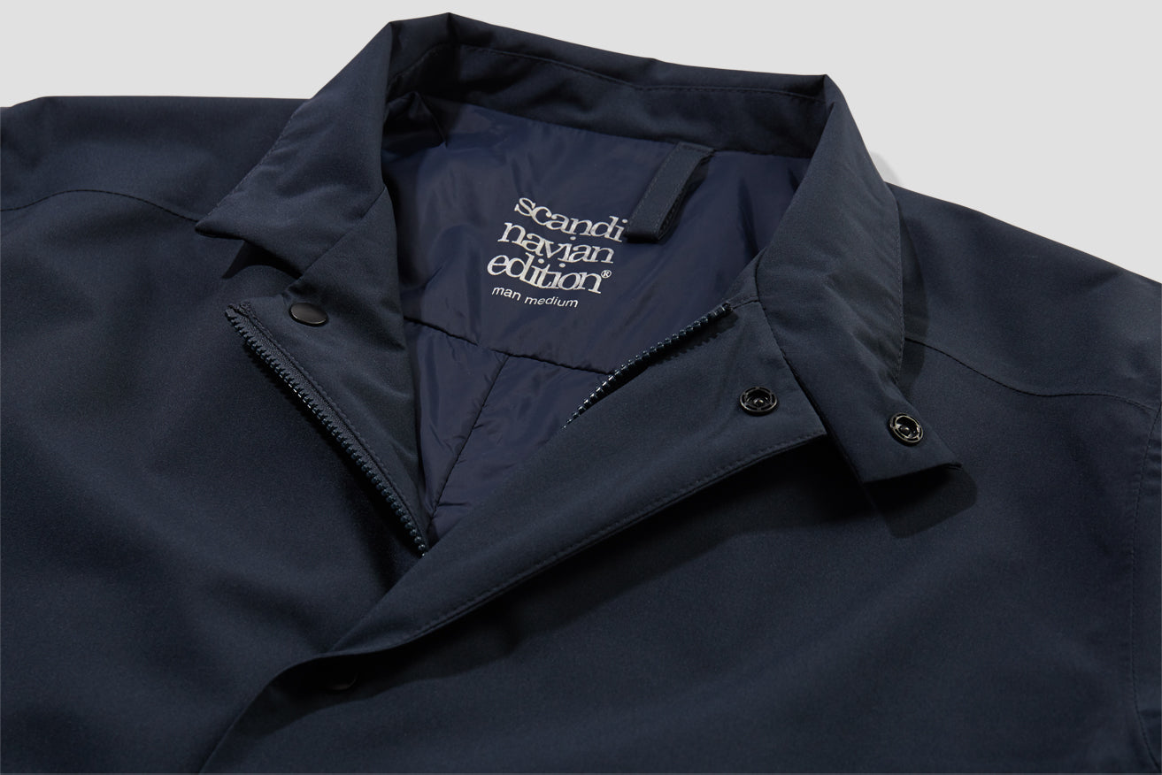 CAVAI JACKET 191115 Navy