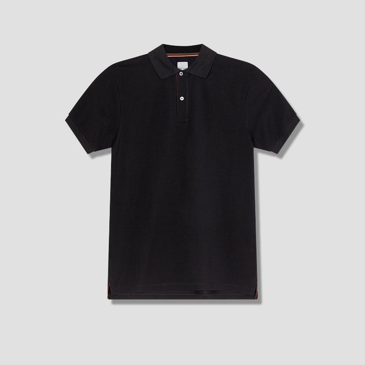 GENTS POLO SHIRT M1R-698PP-D00086 Black