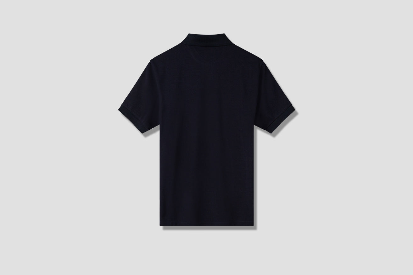 GENTS POLO SHIRT M1R-698PP-D00086 Navy