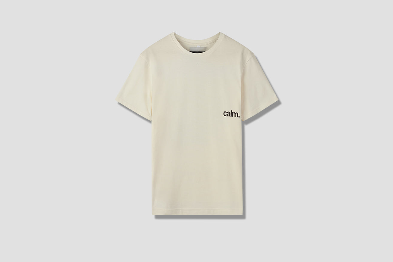 PAINT TEE 00013 Off white