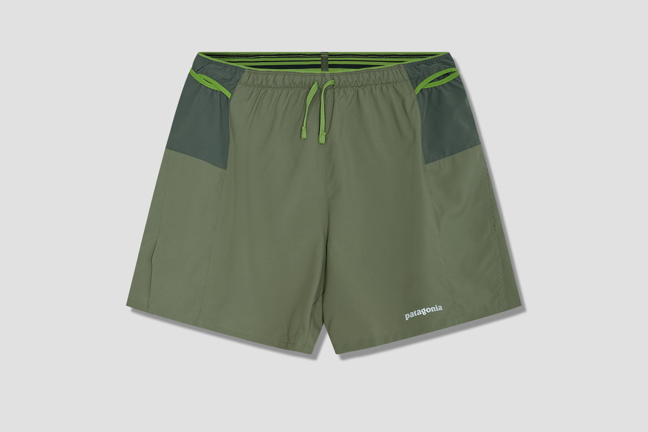 STRIDER PRO SHORTS - 5 INCHES 24633 Green