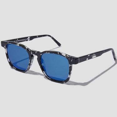 QKB UNICO BLUE MIRROR Black