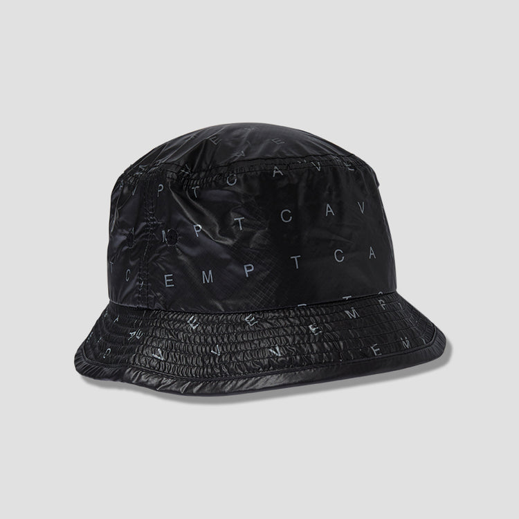 ARRAY BUCKET HAT CES15G06 Black