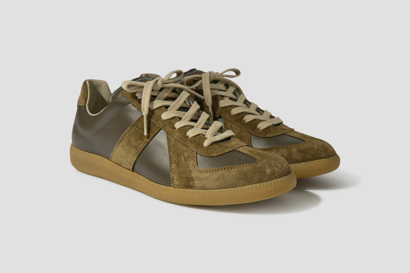 REPLICA LOW TOP S57WS0236 P1895 T8044 Olive