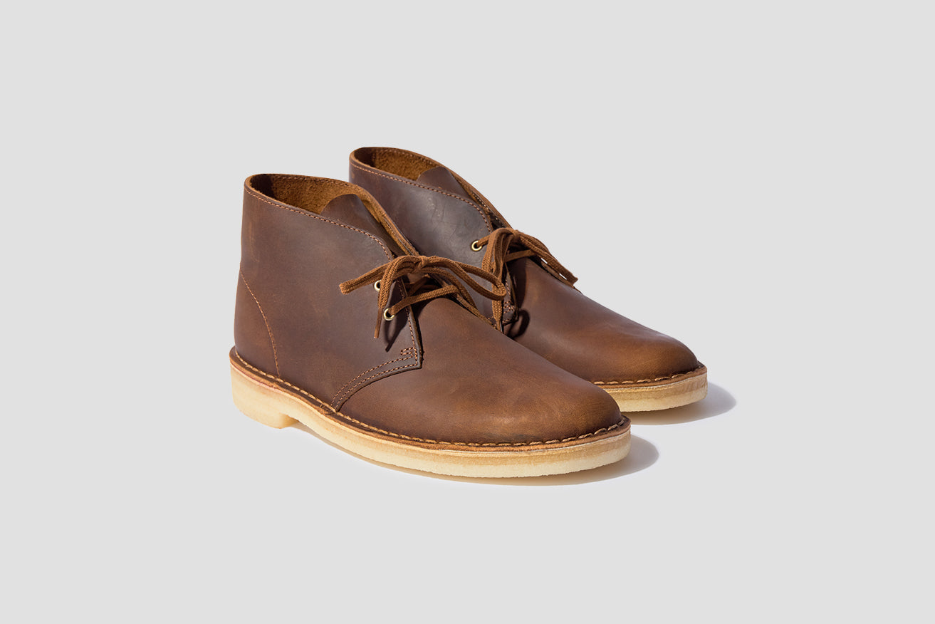 DESERT BOOT 26138221 Brown
