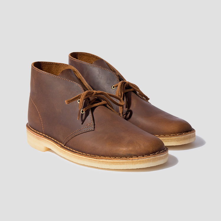 DESERT BOOT BEESWAX 26138221 Brown