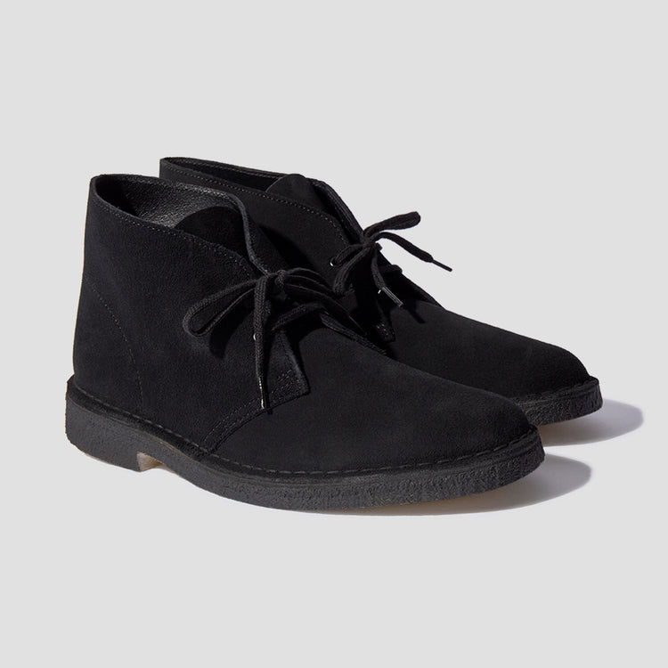 DESERT BOOT 26138227 Black