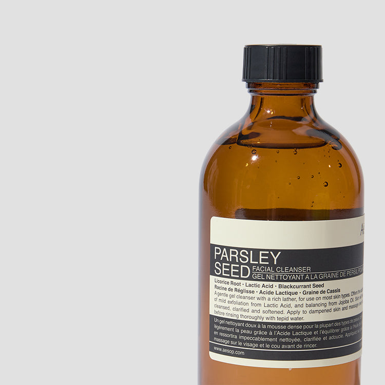 PARSLEY SEED FACIAL CLEANSER 200 ML. ASK45