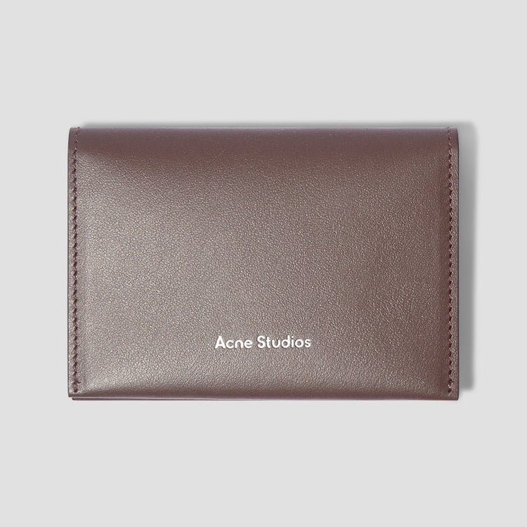CARD HOLDER FLAP CG0099 Dark brown