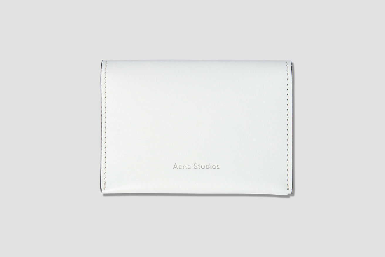 CARD HOLDER FLAP CG0099 White