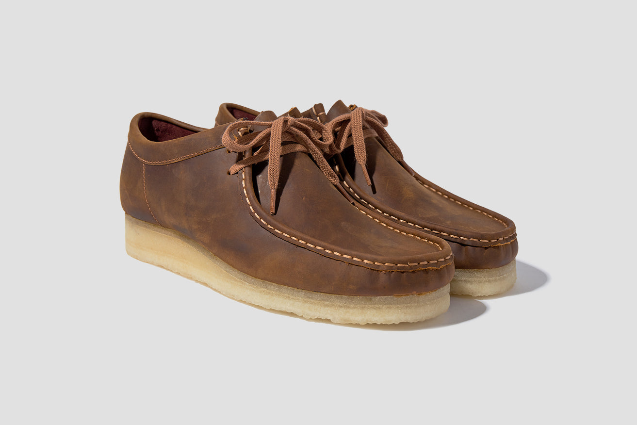 WALLABEE BEESWAX 26134200 Brown