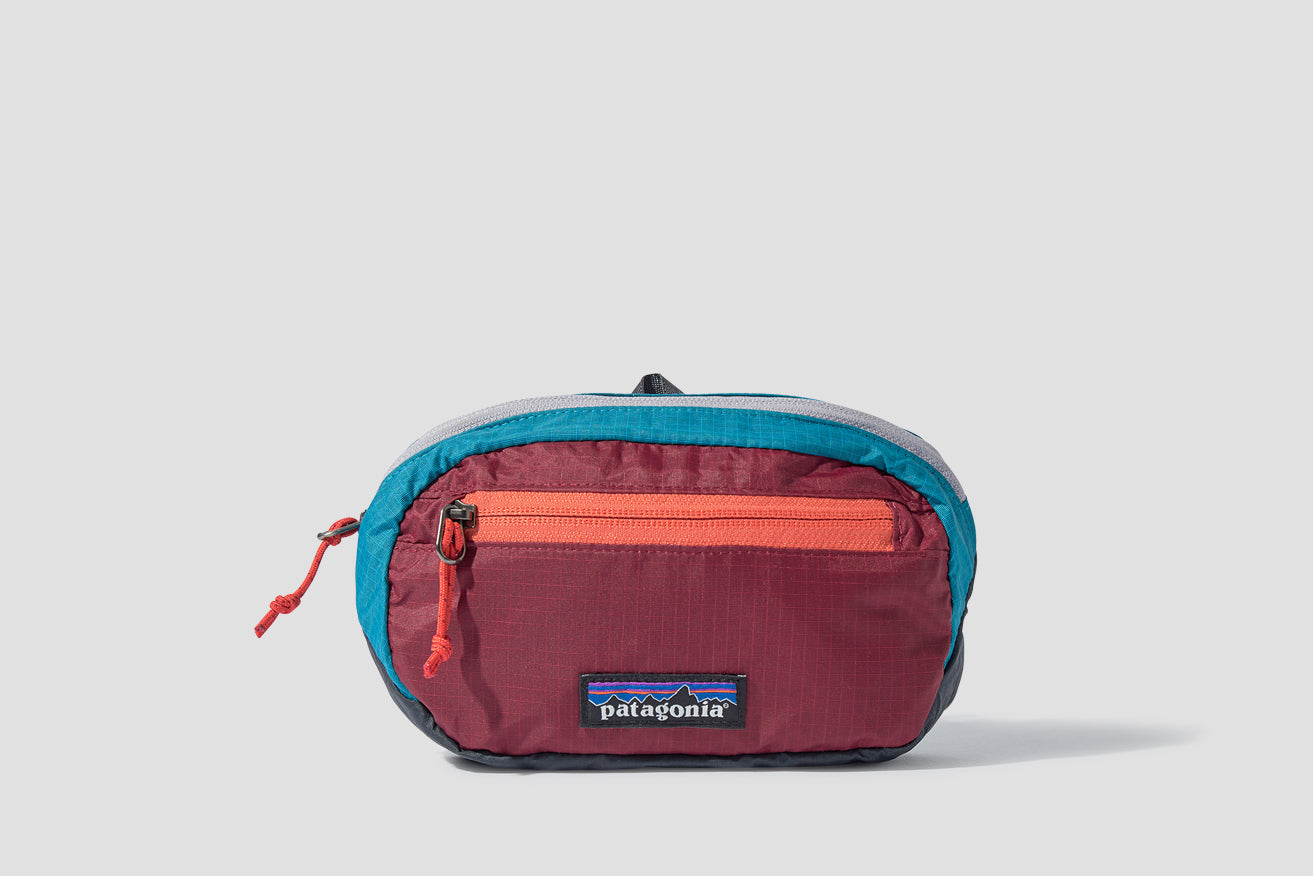 ULTRALIGHT BLACK HOLE MINI HIP PACK 49447 Red