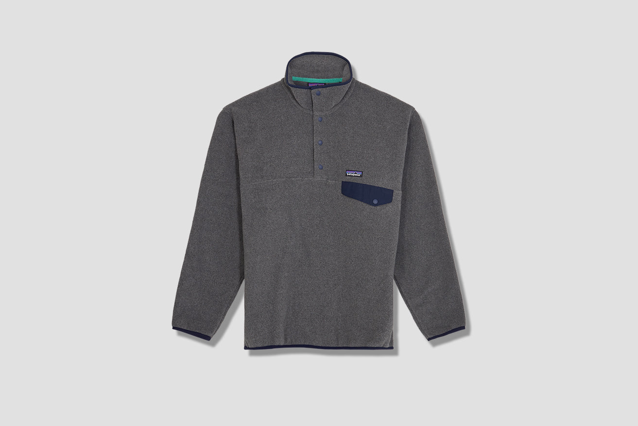 SYNCHILLA SNAP-T PULLOVER 25450 Grey