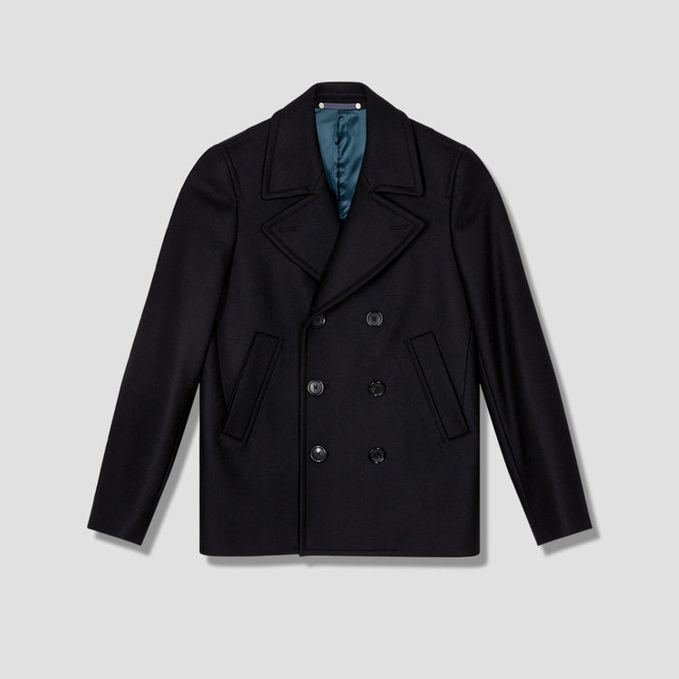 MENS CAR COAT M2R-597T-E21059 Black