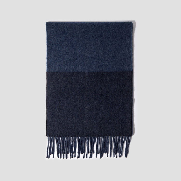 NORSE X BEGG & CO SCARF N83-0013 Navy