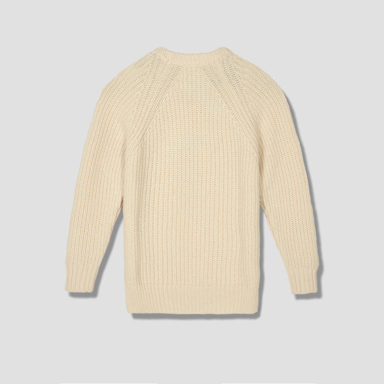 SAILOR SWEATER 3000 Off white
