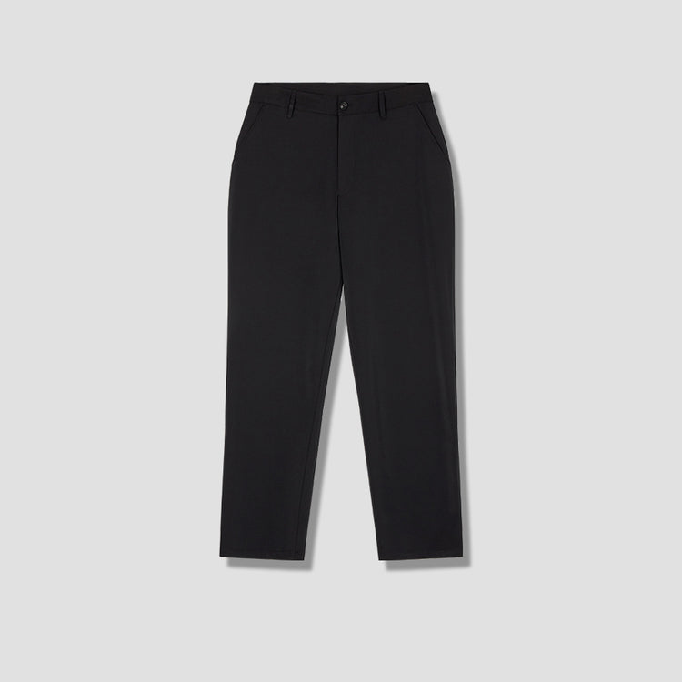 SOFT TROUSERS 4012 Black
