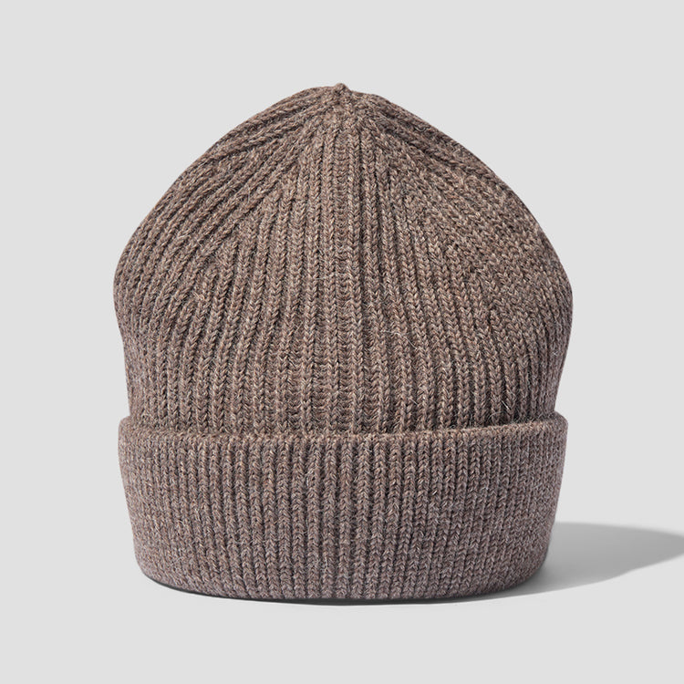 BEANIE MEDIUM Light brown